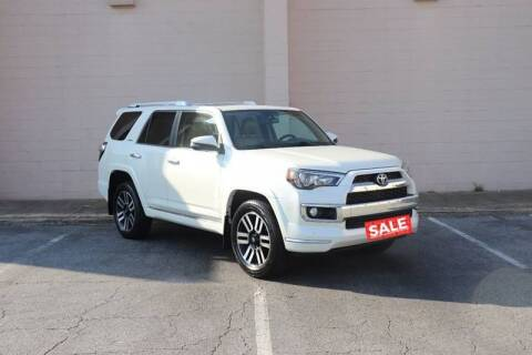 2016 Toyota 4Runner for sale at El Patron Trucks in Norcross GA