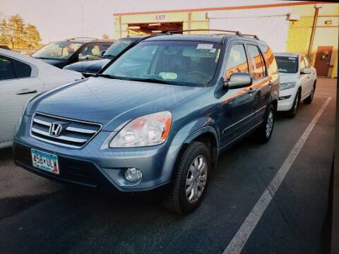 2005 Honda CR-V for sale at Fleet Automotive LLC in Maplewood MN