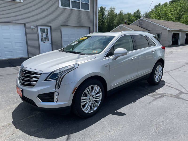 2019 Cadillac XT5 for sale at Glen's Auto Sales in Fremont NH
