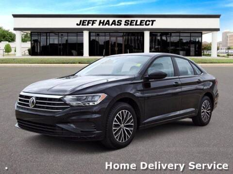 2020 Volkswagen Jetta for sale at JEFF HAAS MAZDA in Houston TX