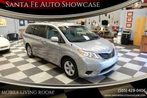 2011 Toyota Sienna for sale at Santa Fe Auto Showcase in Santa Fe NM