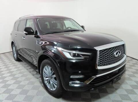 2019 Infiniti QX80 for sale at Curry's Cars Powered by Autohouse - Auto House Scottsdale in Scottsdale AZ