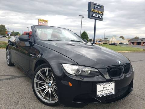 2012 BMW M3 for sale at Perfect Auto in Manassas VA