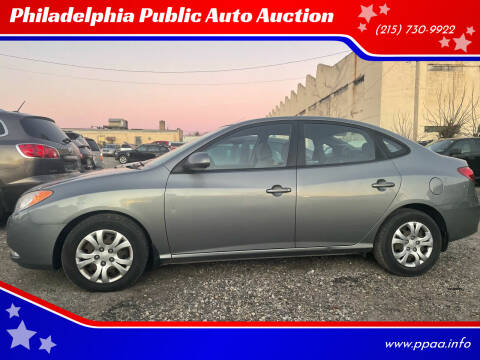 2010 Hyundai Elantra for sale at Philadelphia Public Auto Auction in Philadelphia PA