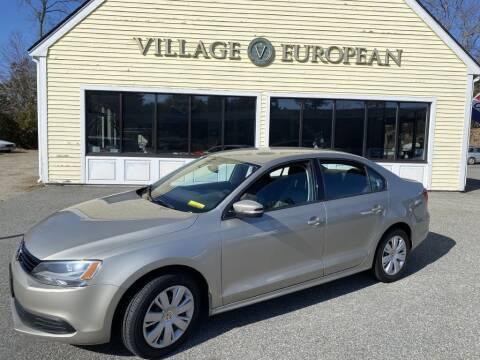 2014 Volkswagen Jetta for sale at Village European in Concord MA
