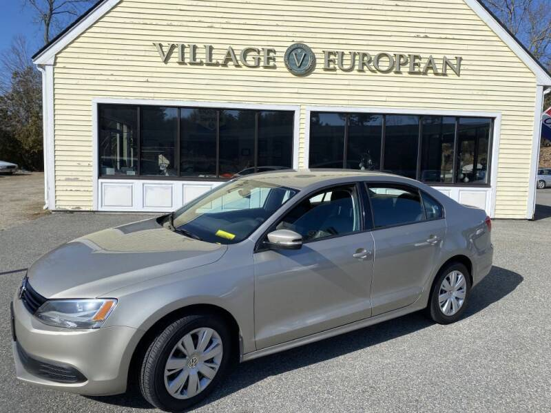 2014 Volkswagen Jetta for sale at Village European in Concord MA