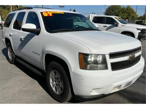 2009 Chevrolet Tahoe for sale at ATWATER AUTO WORLD in Atwater CA
