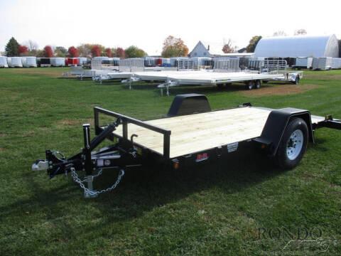 2021 B-B Equipment Tilt UT6X14NRT-6E for sale at Rondo Truck & Trailer in Sycamore IL