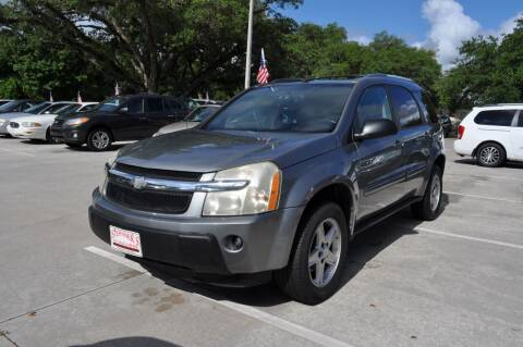 2005 Chevrolet Equinox for sale at STEPANEK'S AUTO SALES & SERVICE INC. in Vero Beach FL