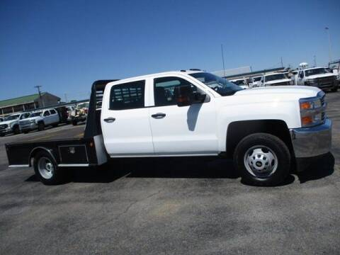 2015 Chevrolet Silverado 3500HD for sale at GOWEN WHOLESALE AUTO in Lawrenceburg TN