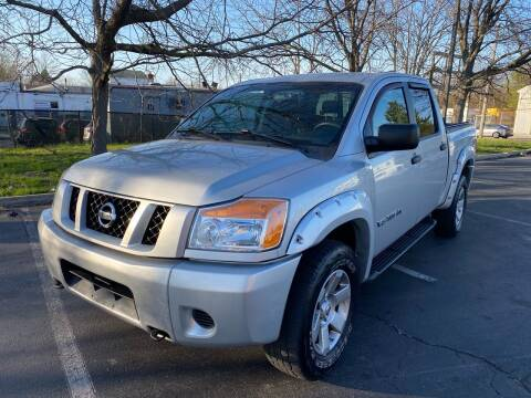 2008 Nissan Titan for sale at Car Plus Auto Sales in Glenolden PA