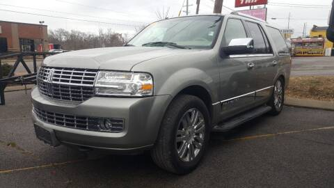 2008 Lincoln Navigator for sale at A & A IMPORTS OF TN in Madison TN