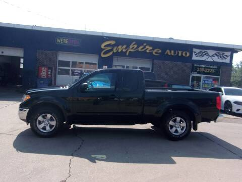 2011 Nissan Frontier for sale at Empire Auto Sales in Sioux Falls SD