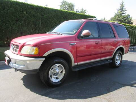 1997 Ford Expedition for sale at Top Notch Motors in Yakima WA