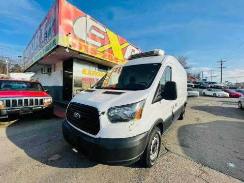 2015 Ford Transit Cargo for sale at EXPORT AUTO SALES, INC. in Nashville TN