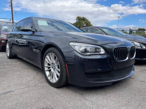 2014 BMW 7 Series for sale at Boktor Motors in Las Vegas NV