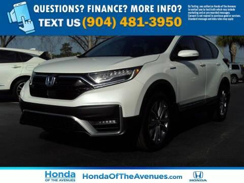 2022 Honda CR-V Hybrid for sale at Honda of The Avenues in Jacksonville FL