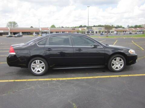 2014 Chevrolet Impala Limited for sale at Freedom Automotive Sales in Union SC