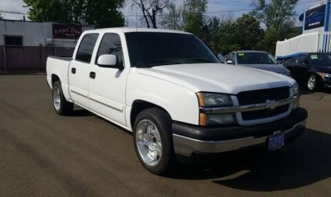 2006 Chevrolet Silverado 1500 for sale at City Center Cars and Trucks in Roseburg OR