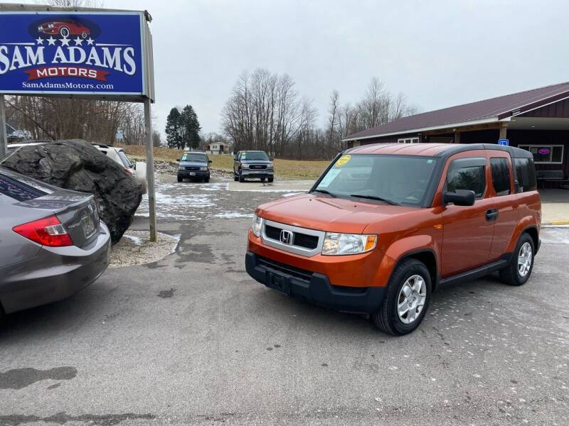 2010 Honda Element for sale at Sam Adams Motors in Cedar Springs MI