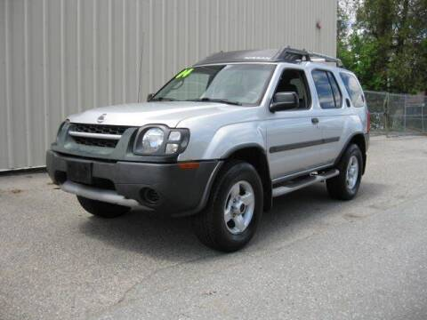 2004 Nissan Xterra for sale at Jareks Auto Sales in Lowell MA