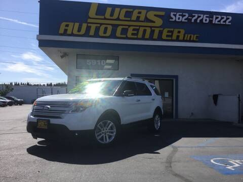 2015 Ford Explorer for sale at Lucas Auto Center in South Gate CA