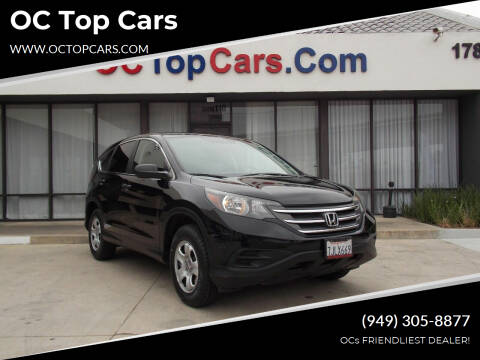 2014 Honda CR-V for sale at OC Top Cars in Irvine CA
