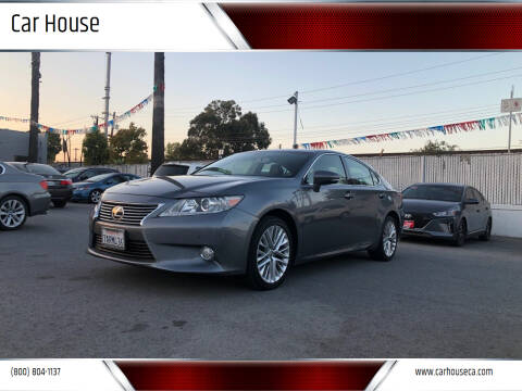 2013 Lexus ES 350 for sale at Car House in San Mateo CA