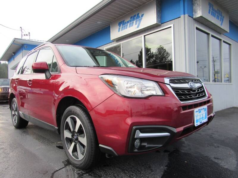 2018 Subaru Forester for sale at Thrifty Car Sales SPOKANE in Spokane Valley WA