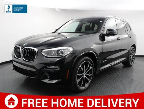 2018 BMW X3 for sale at Florida Fine Cars - West Palm Beach in West Palm Beach FL