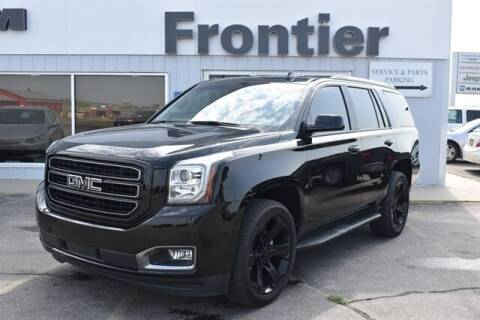 2019 GMC Yukon for sale at Frontier Motors Automotive, Inc. in Winner SD