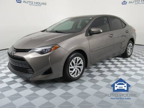 2018 Toyota Corolla for sale at AUTO HOUSE TEMPE in Tempe AZ