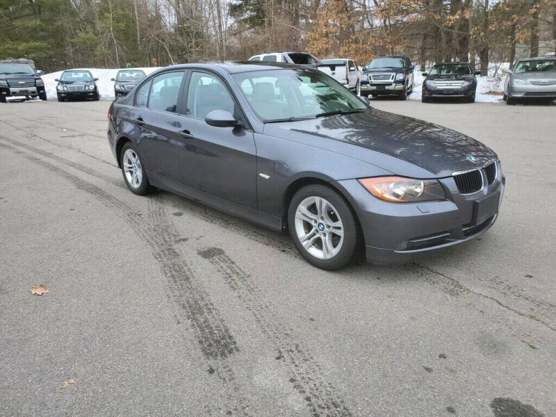 2008 BMW 3 Series for sale at Pelham Auto Group in Pelham NH