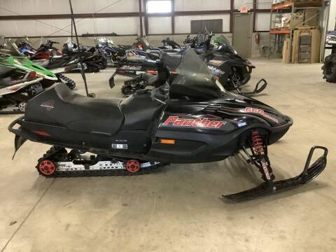 2006 Arctic Cat Panther® 660 for sale at Road Track and Trail in Big Bend WI