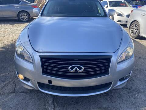 2012 Infiniti M37 for sale at AutoHaus in Colton CA
