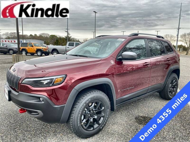 2021 Jeep Cherokee for sale in Cape May Court House, NJ
