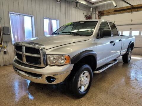 2003 Dodge Ram Pickup 2500 for sale at Sand's Auto Sales in Cambridge MN
