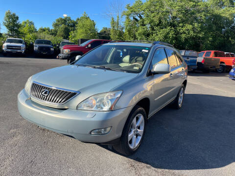 2007 Lexus RX 350 for sale at Virginia Auto Mall in Woodford VA