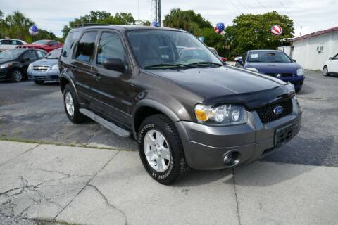 2006 Ford Escape for sale at J Linn Motors in Clearwater FL