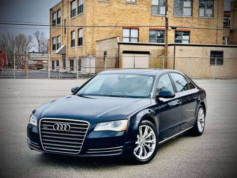 2011 Audi A8 L for sale at ARCH AUTO SALES in St. Louis MO