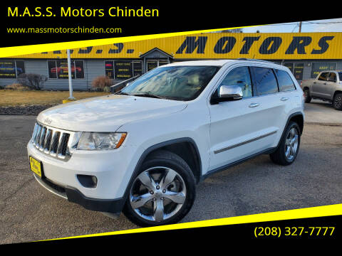 2013 Jeep Grand Cherokee for sale at M.A.S.S. Motors Chinden in Garden City ID