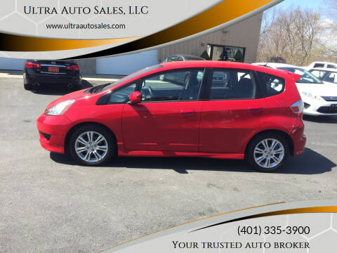 2011 Honda Fit for sale at Ultra Auto Sales, LLC in Cumberland RI