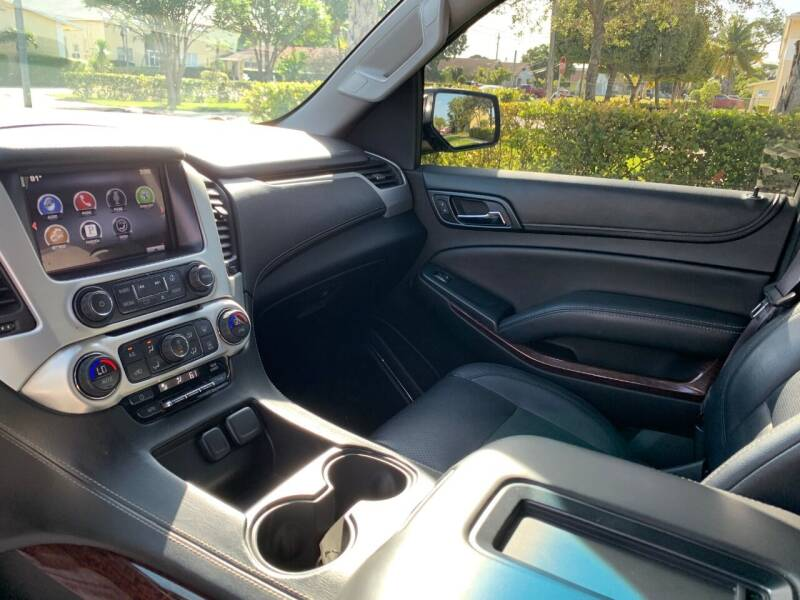 2015 GMC Yukon XL 4x2 SLE 1500 4dr SUV - Davie FL
