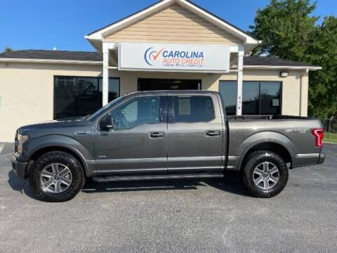 2017 Ford F-150 for sale at Carolina Auto Credit in Youngsville NC
