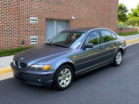 2002 BMW 3 Series for sale at D&S IMPORTS, LLC in Strasburg VA