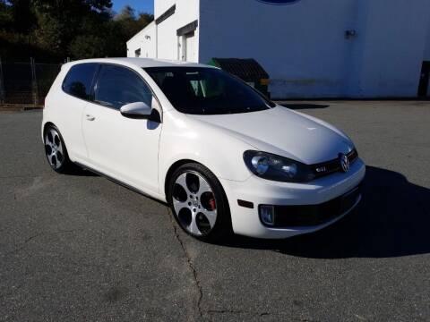 2012 Volkswagen GTI for sale at Taunton Tire and Auto Service in Taunton MA