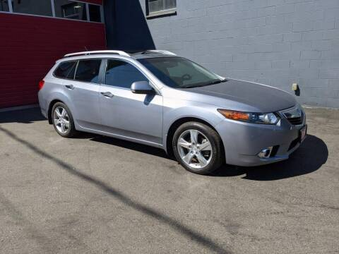 2012 Acura TSX Sport Wagon for sale at Paramount Motors NW in Seattle WA