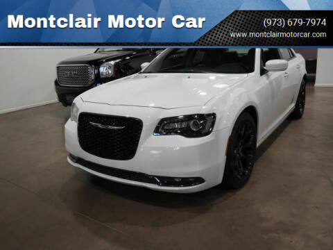 2020 Chrysler 300 for sale at Montclair Motor Car in Montclair NJ