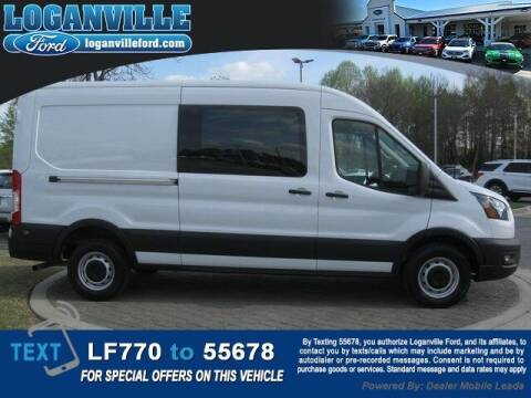 2020 Ford Transit Cargo for sale at Loganville Quick Lane and Tire Center in Loganville GA
