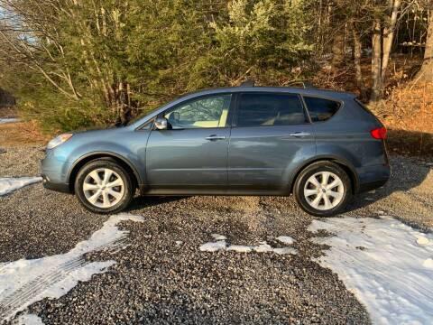 2006 Subaru B9 Tribeca for sale at Top Notch Auto & Truck Sales in Gilmanton NH